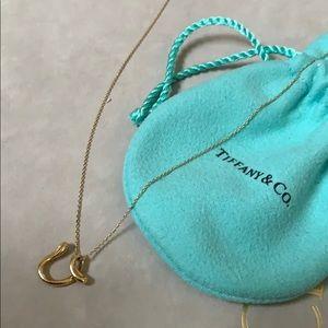 Tiffany's Elsa Peretti collection